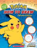 How to Draw Deluxe Edition Pokemon