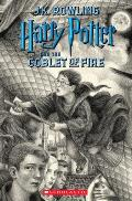 Harry Potter 04 & the Goblet of Fire 20th anniversary edition