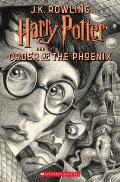 Harry Potter 05 & the Order of the Phoenix 20th anniversary edition