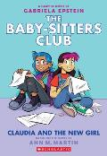 Baby sitters Club 09 Claudia & the New Girl Graphic Novel