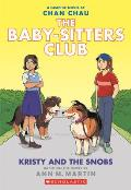Babysitters Club Graphix 10 Kristy & the Snobs Full Color Edition