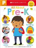 Get Ready for Pre K Skills Workbook All About Pre K Scholastic Early Learners