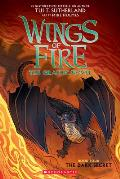The Dark Secret (Wings of Fire Graphic Novel #4): A Graphix Book