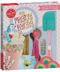 Kids Magical Baking Cookbook With 25 Enchanted Recipies