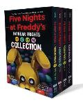 Five Nights at Freddys Fazbear Frights Four Book Boxed Set