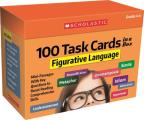 100 Task Cards in a Box: Figurative Language: Mini-Passages with Key Questions to Boost Reading Comprehension Skills