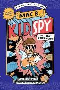Mac B., Kid Spy Box Set, Books 1-4 (Mac B., Kid Spy)
