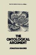 The Ontological Argument