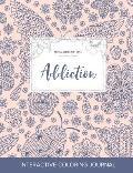 Adult Coloring Journal: Addiction (Animal Illustrations, Ladybug)