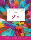 Journal de Coloration Adulte: Stress (Illustrations D'Animaux Domestiques, Salve de Couleurs)