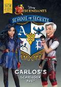 School of Secrets: Carlos's Scavenger Hunt (Disney Descendants)