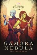 Gamora & Nebula Sisters in Arms