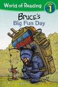 World of Reading Mother Bruce Bruces Big Fun Day Level 1