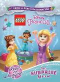LEGO Disney Princess The Surprise Storm Chapter Book 1