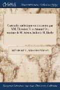 Cartouche: Melodrame En Trios Actes: Par MM. Theodore N. Et Armand Ov.; Musique de M. Adrien, Ballet de M. Blache