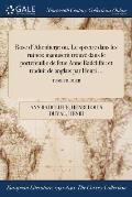 Rose d'Altenberg: ou, Le spectre dans les ruines: manuscrit trouv? dans le portefeuille de feue Anne Radcliffe: et traduit de ľangl