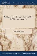 Andrina: Ou, Les Deux Orphelins: Par Mme. Zoe Michaud, Couturiere