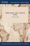Charles Barimore: Par Le Comte de Forbin; Tome Premier