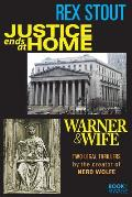 Justice Ends at Home / Warner and Wife
