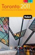 Fodors Toronto 2011