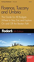 Fodors Florence Tuscany Umbria 6th Edition