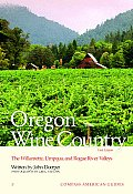 Compass Oregon Wine Country 1st Edition