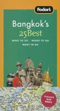 Fodors Bangkoks 25 Best 4th Edition