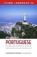 Complete Portuguese The Basics Book