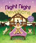 Night Night Devotions: 90 Devotions for Bedtime