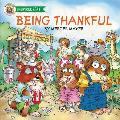 Being Thankful