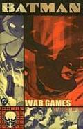 War Games Act Two Tides Batman
