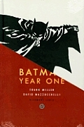 Year One Deluxe Edition Batman