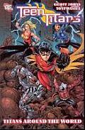 Teen Titans Around The World