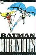 Batman Chronicles 04