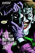 Batman Killing Joke The Deluxe Edition