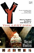Y The Last Man Volume 10 Whys & Wherefores