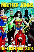 Justice League Of America Volume 2 Lightning Saga