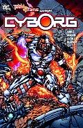 Teen Titans Spotlight Cyborg