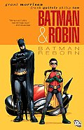 Batman & Robin 01 Batman Reborn