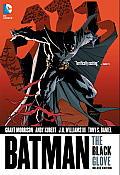 Batman The Black Glove Deluxe Edition