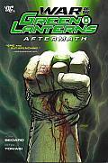 War of the Green Lanterns Aftermath