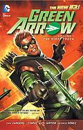 Midas Touch Green Arrow 1