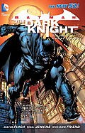 Batman The Dark Knight Volume 1 Knight Terrors The New 52
