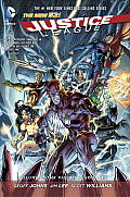Justice League Volume 2 The Villains Journey The New 52