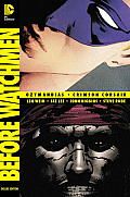 Before Watchmen Ozymandias Crimson Corsair