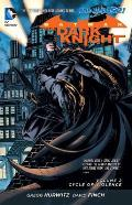 Batman The Dark Knight Volume 2 Cycle of Violence The New 52