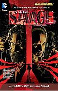 DC Universe Presents Volume 2 Vandal Savage the New 52