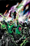 Green Lantern Wrath of the First Lantern Volume 1 The New 52