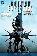 Batman Superman Volume 1 Cross World The New 52