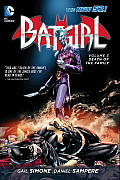Batgirl Volume 3 Death of the Family The New 52